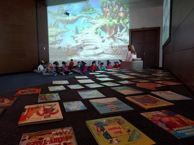 """Fairy tale Saturday"" was devoted to German literature"