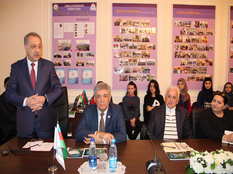 The Knowledge Foundation under the President of the Republic of Azerbaijan started the promotion of Islamic Solidarity Games (VIDEO)