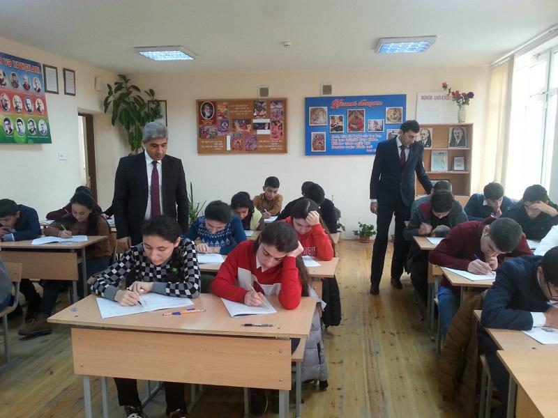 Subjects Friendship Olympiad was held in Knowledge Houses