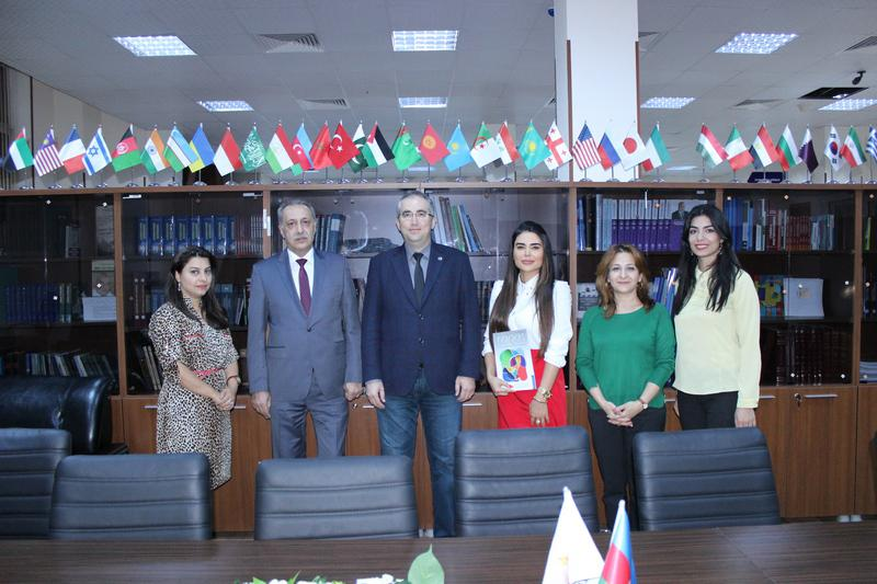 Director of Uskudar University was at the Knowledge Foundation