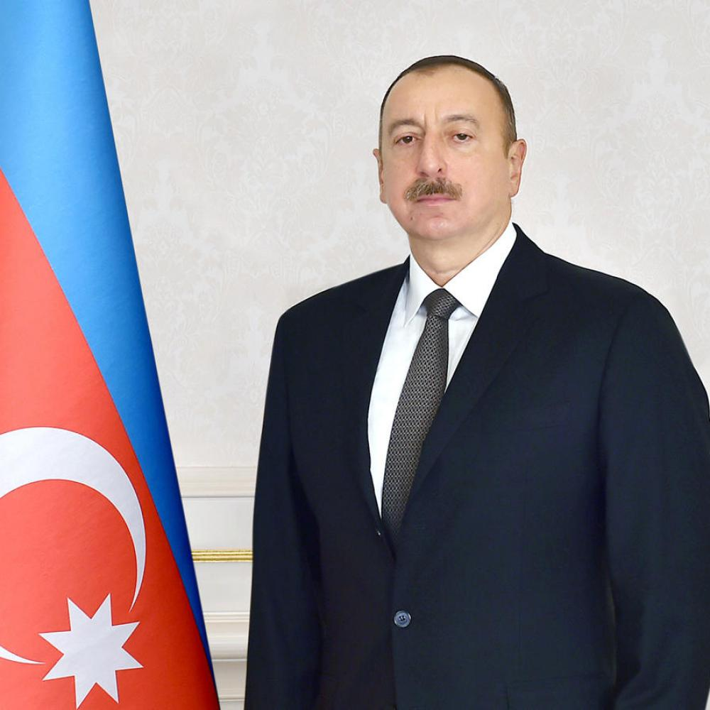 President Ilham Aliyev addressed the Azerbaijani people