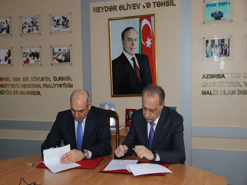 The Knowledge Foundation has signed a memorandum with the Pedagogical College