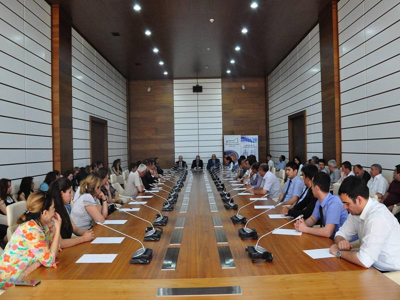 Lectures were held for the public of Sumgait, Gusar, Astara and Shusha