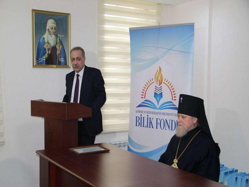 """Project by the Knowledge Foundation """"Learning Azerbaijani language"""" successfully continues"""