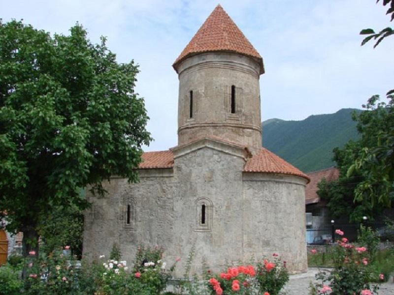The Armenian - Gregorian church destroyed and looted Albanian heritage during the XIX century