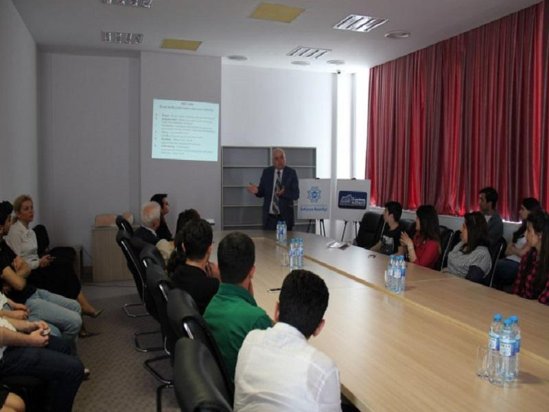 """The event on the topic """"Basics of the first urgent medical care"""" was held in ANAS"""