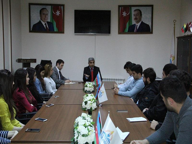 Experts of the Knowledge Foundation listened to the lecture on the presidential election