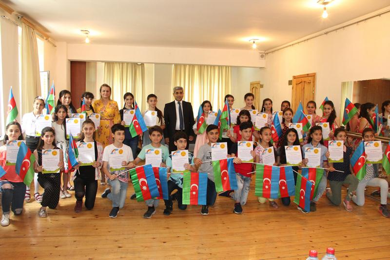 Knowledge Foundation awarded members of the Children and Youth Development Center