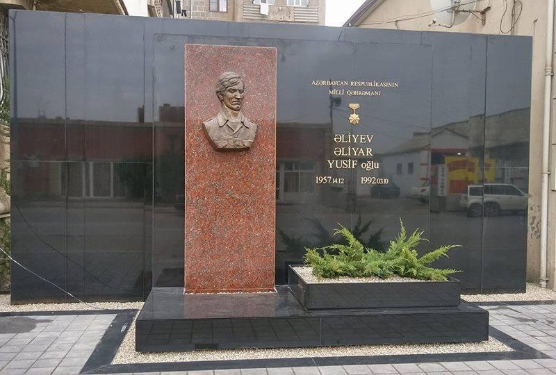 Knowledge Foundation commemorated a bright memory of Aliyar Aliyev- a martyr, Azerbaijani National Hero