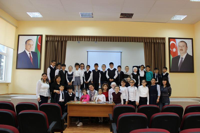 Knowledge Foundation held awareness raising events throughout the world in connections with the World Sight Day