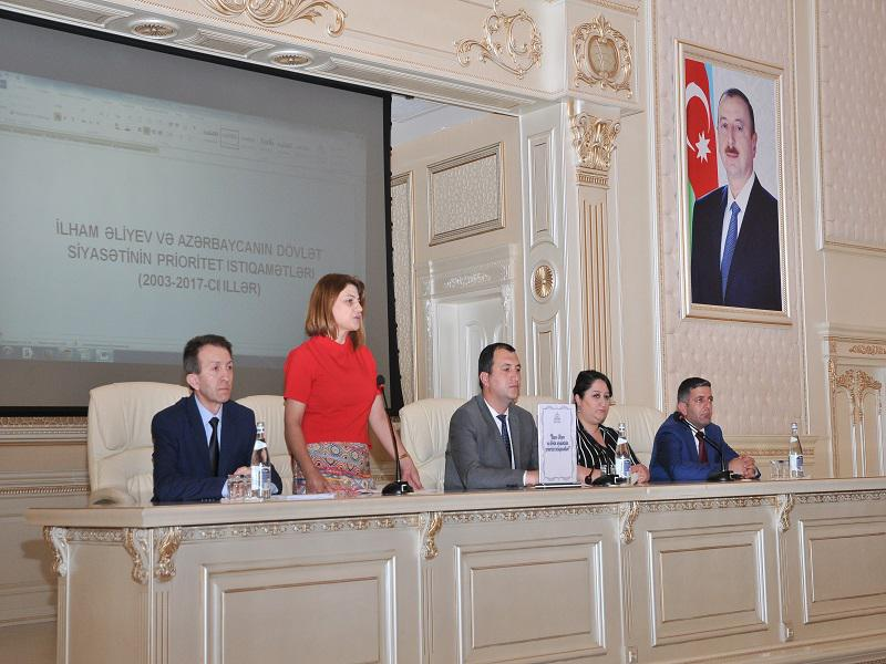 Lectures of the Knowledge Foundation continue in the regions
