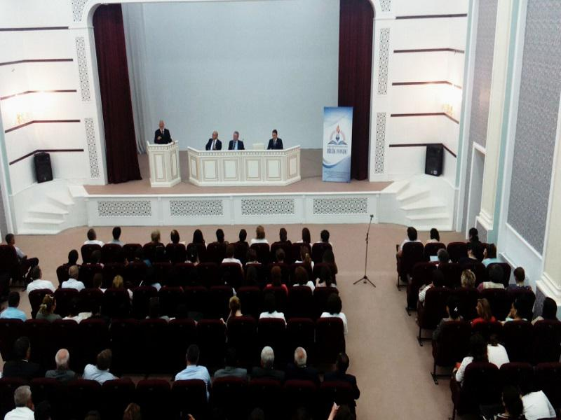 The Knowledge Foundation continues lectures in the regions (VİDEO,AZERTAC)