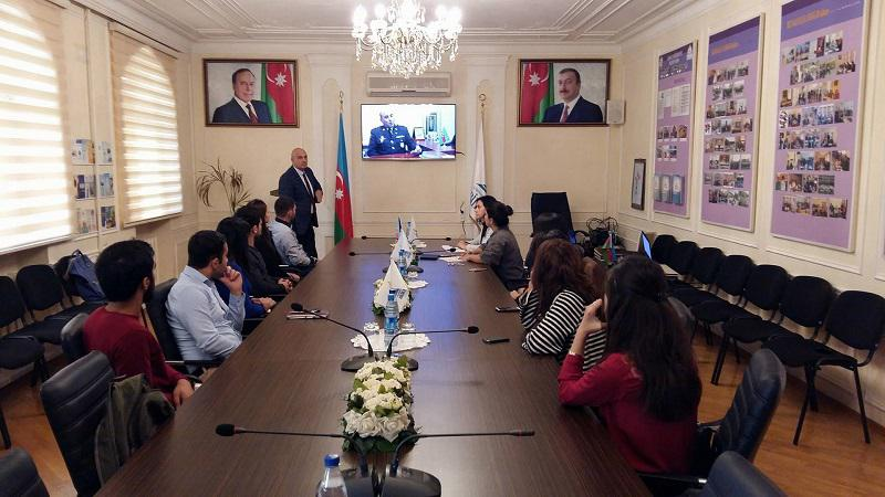 The memory of the National Hero Aliyar Aliyev was honored in the Knowledge Foundation