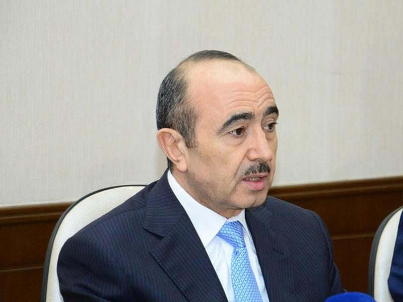 "Ali Hasanov: ""Any activity not supported by the national elite is doomed to failure"""