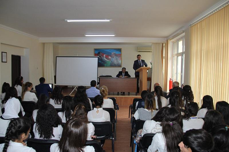 """Youth policy of the Azerbaijan Republic"""