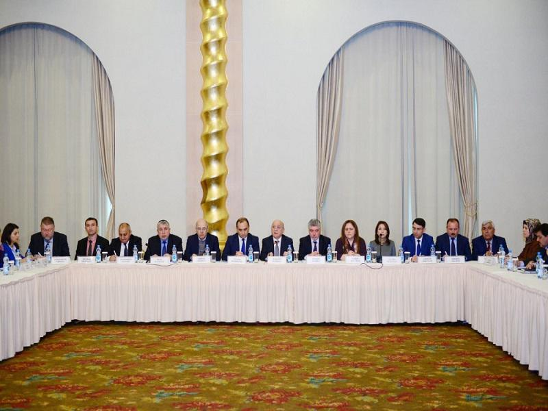 "Conference on ""Propaganda of moral values: realities, perspectives"" has been held in Baku"